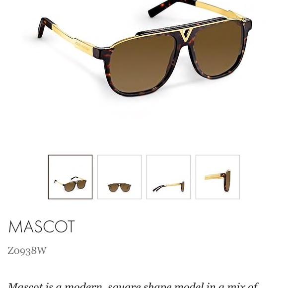 92cf3f20e4da Louis Vuitton Accessories - Louis Vuitton Mascot Tortoise Sunglasses